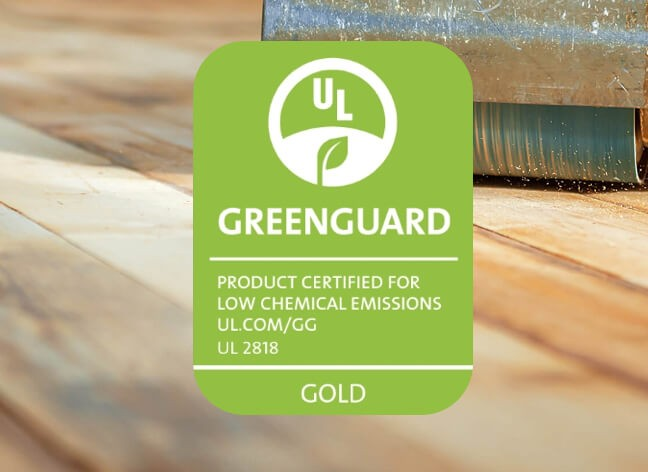 greenguard certified | Great Western Flooring Co.