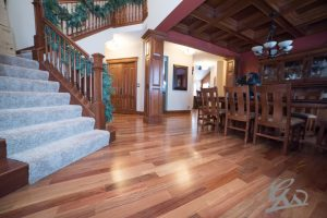 Earthy Eclectic| Great Western Flooring Co.