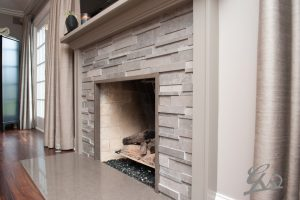 Luxury Tiles for Fireplaces | Great Western Flooring Co.