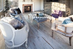 Transitionally Rustic | Great Western Flooring Co.