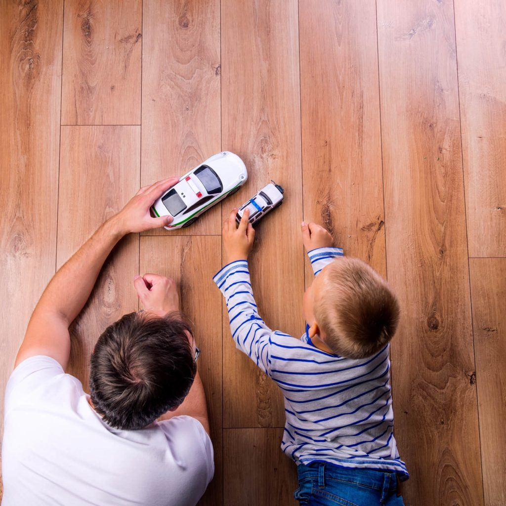 Best Types of Hardwood Flooring for Families | Great Western Flooring Co.