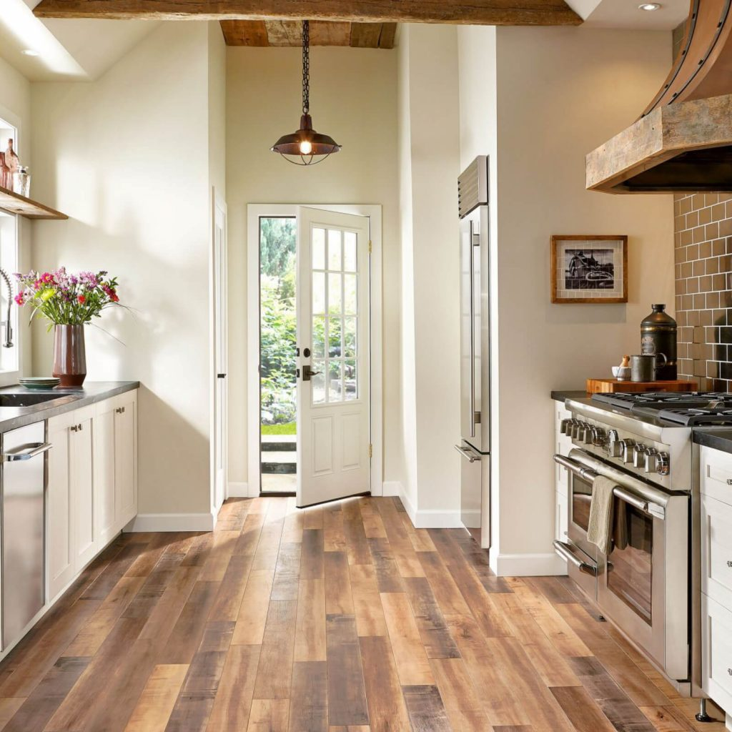 Should You Install Hardwood In Your Kitchen? | Great Western Flooring Co.