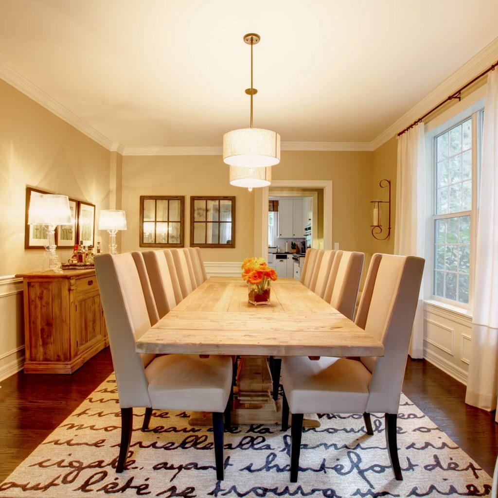 Best Rug for Your Dining Room