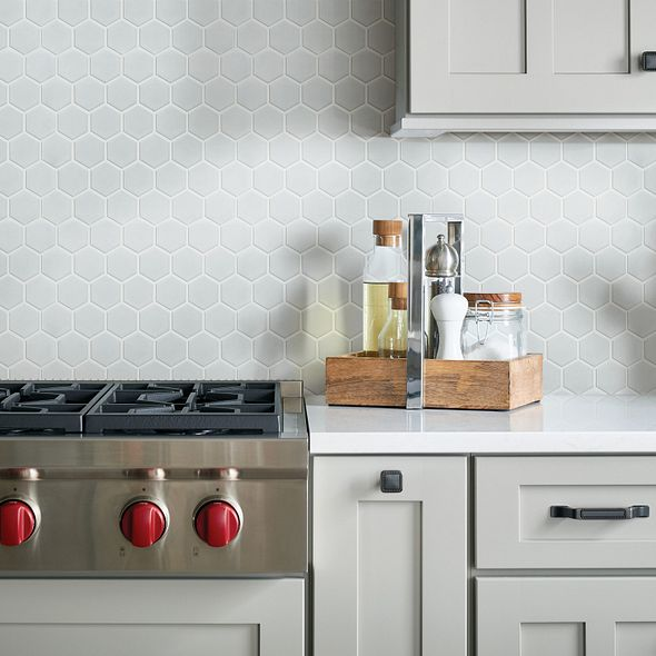 Kitchen Backsplashes for Retro Flair | Great Western Flooring Co