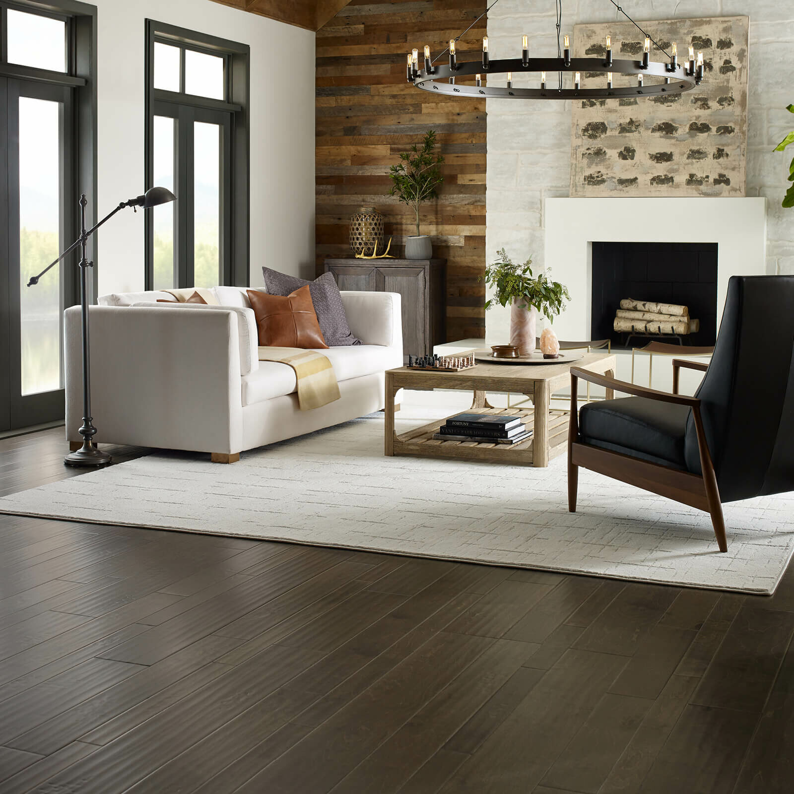 shaw hardwood flooring | Great Western Flooring Co.