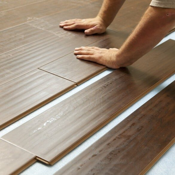 laminate installation | Great Western Flooring Co.